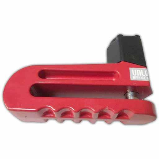 قفل دیسکی ردلاین مدل RE420 قرمز