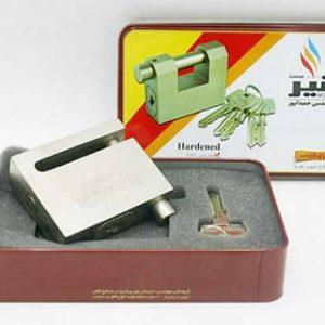 جعبه قفل دیسکی منیر صنعت کد 007