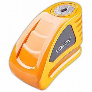 قفل دیسکی ویژن مدل DX21-BLK نارنجی