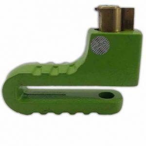 قفل دیسک سبز