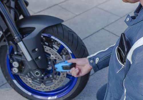 محافظت از موتور سیکلت