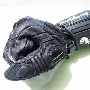جمس دستکش موتورسواری فوریگان مدل SxS70 مشکی