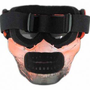 درون عینک موتور سواری مدل ORG02