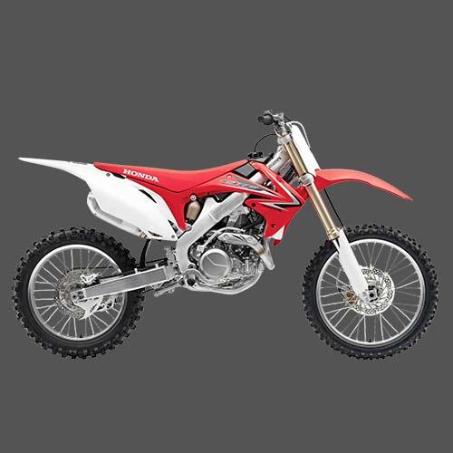 موتور سیکلت کلاس تریل وکراس