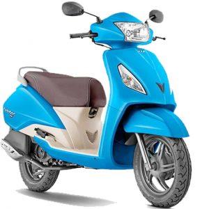 تی وی اس مدل jupiter 110cc