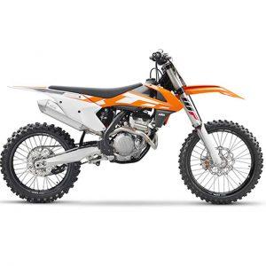 ktm sx-f 250 نارنجی
