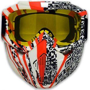 عینک موتور سواری مدل 1030