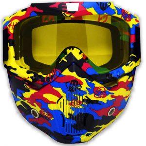 عینک موتور سواری مدل 1080
