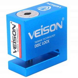 قفل دیسک ویژن مدل DX4-BLU