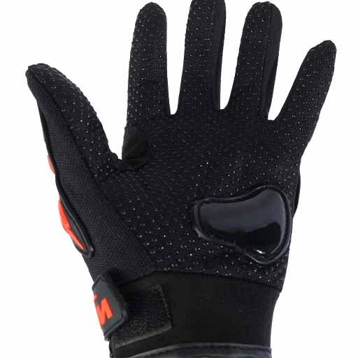 نمای زیر دستکش کی تی ام مدل 007
